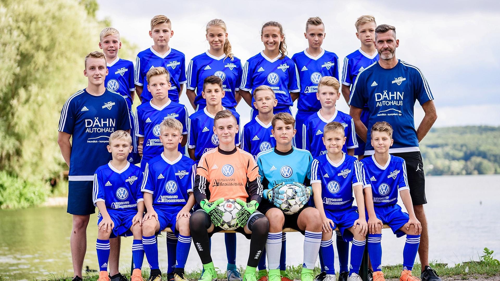 Fußball Neubrandenburg